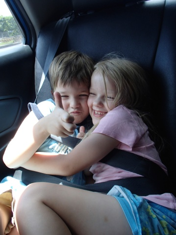 Cian and Sarah