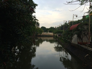 Not the Venice of Asia