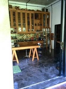 Durga's studio
