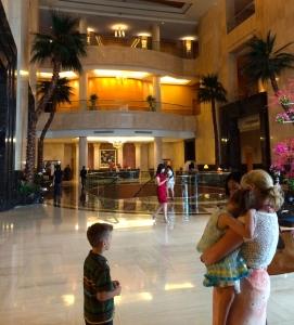 The Ritz Carlton Hotel