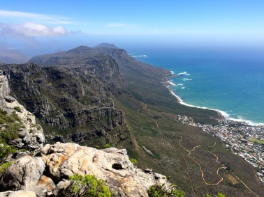 The geologic formation known as The Twelve Apostles
