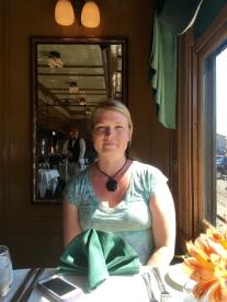 Dinner on the historic Essex steam train