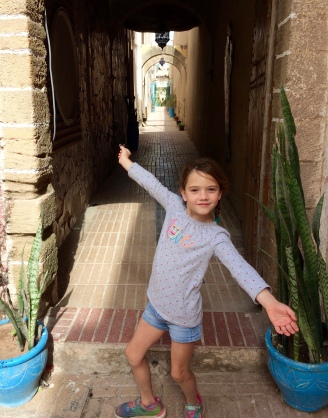 Into the medina