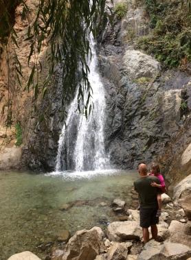Ourika falls