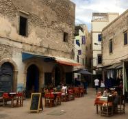 A hidden cafe