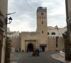 The gateway into the medina