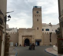 The gateway into the medina