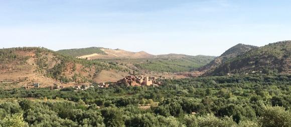 A Berber settlement